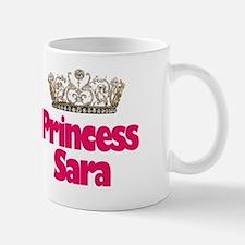 Princess Sara Small Small Mug