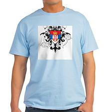 Stylish Serbia T-Shirt