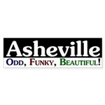 Asheville: Odd, Funky, Beautiful