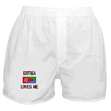 Eritrea Loves Me Boxer Shorts