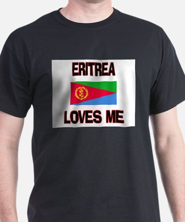 Eritrea Loves Me T-Shirt