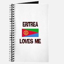 Eritrea Loves Me Journal