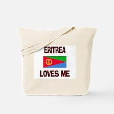 Eritrea Loves Me Tote Bag
