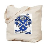 Judson Family Crest Tote Bag