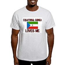 Equatorial Guinea Loves Me T-Shirt