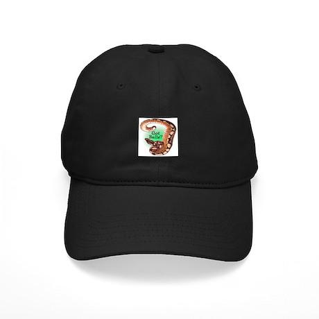 SPIDER BALL PYTHON SNAKE Black Cap