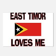 East Timor Loves Me Postcards (Package of 8)