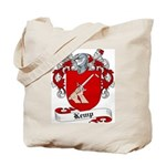 Kemp Family Crest Tote Bag
