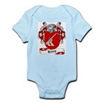 Kemp Family Crest Infant Creeper