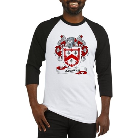Kennedy Family Crest Baseball Jersey