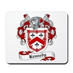 Kennedy Family Crest Mousepad