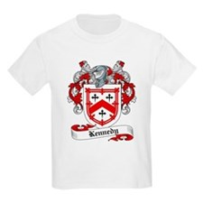 Kennedy Family Crest Kids T-Shirt