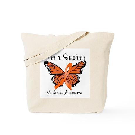 I'm a Survivor (Leukemia) Tote Bag