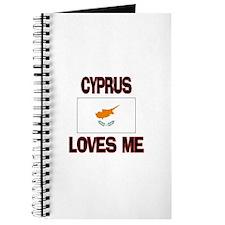 Cyprus Loves Me Journal