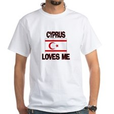 Cyprus Loves Me Shirt