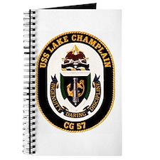 USS Lake Champlain Journal