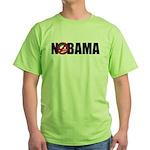 NOBAMA Green T-Shirt