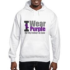 I Wear Purple (FIL) Hoodie