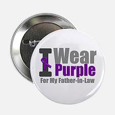 """I Wear Purple (FIL) 2.25"""" Button"""