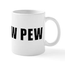Pew Pew Pew Lolcats Mug