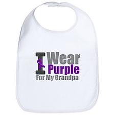 I Wear Purple (GP) Bib