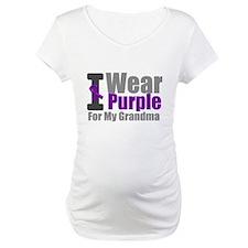I Wear Purple (Grandma) Shirt