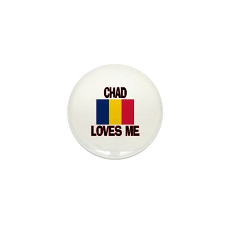 Chad Loves Me Mini Button (10 pack)