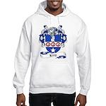 King Family Crest Hooded Sweatshirt