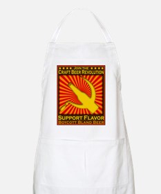 Craft Beer Revolution BBQ Apron
