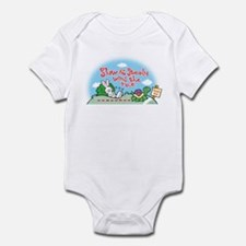 Slow & Steady Infant Bodysuit