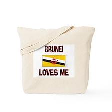 Brunei Loves Me Tote Bag