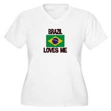 Brazil Loves Me T-Shirt