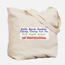 ST Cutting Edge Tote Bag