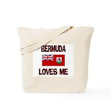 Bermuda Loves Me Tote Bag