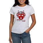 Kirkaldy Family Crest Women's T-Shirt