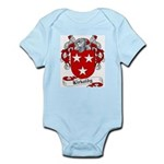 Kirkaldy Family Crest Infant Creeper