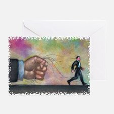 Office Art Greeting Cards (Pk of 10)