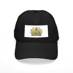 Masonic Acacia & Pyramid Baseball Hat