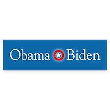 Obama * Biden Bumper Sticker (10 pk)