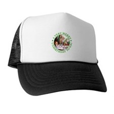 A VERY MERRY UNBIRTHDAY TO YOU Trucker Hat