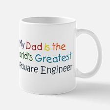 Greatest Software Engineer Mug