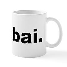 Kthxbai Lolcats Mug