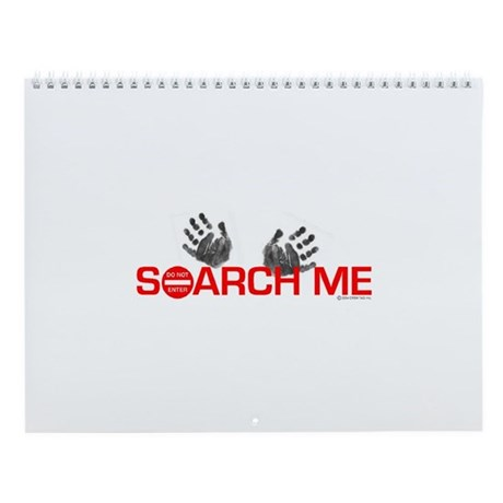 SEARCH ME Wall Calendar