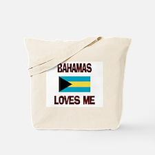 Bahamas Loves Me Tote Bag