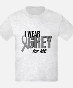 I Wear Grey For ME 10 T-Shirt