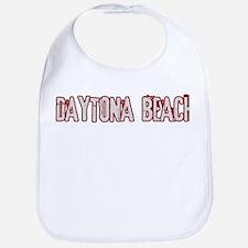 DAYTONA BEACH (distressed) Bib