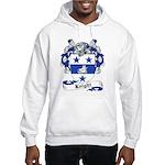 Knight Family Crest Hooded Sweatshirt