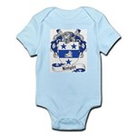 Knight Family Crest Infant Creeper