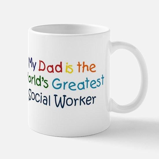 Greatest Social Worker Mug