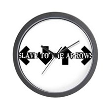 Slave To The arrows DDR ITG Wall Clock